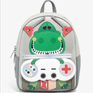 Rex Gaming Loungefly Mini Backpack